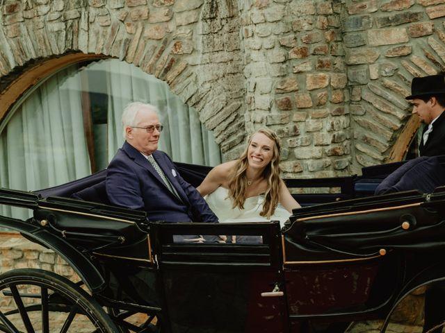 La boda de Anthony y Charlotte en Mangiron, Madrid 95