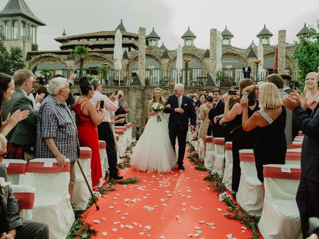 La boda de Anthony y Charlotte en Mangiron, Madrid 97