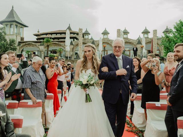 La boda de Anthony y Charlotte en Mangiron, Madrid 98