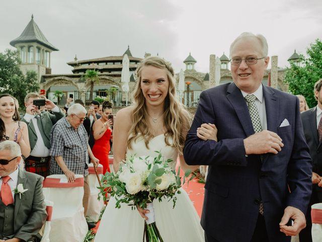 La boda de Anthony y Charlotte en Mangiron, Madrid 99