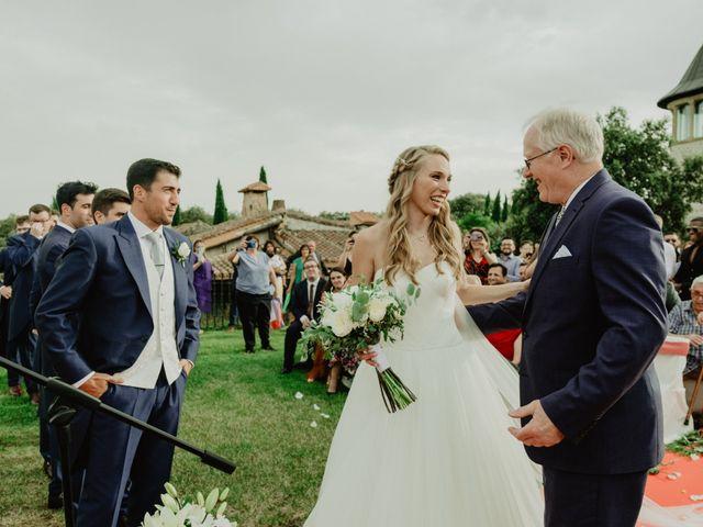 La boda de Anthony y Charlotte en Mangiron, Madrid 100