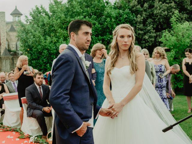 La boda de Anthony y Charlotte en Mangiron, Madrid 101