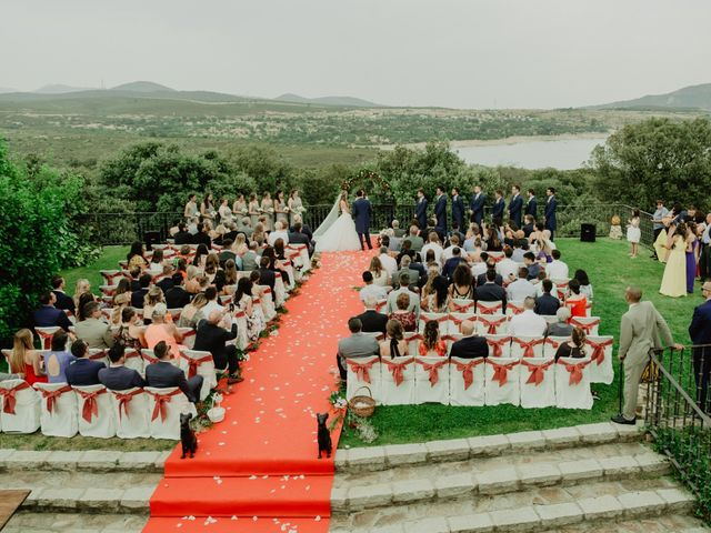 La boda de Anthony y Charlotte en Mangiron, Madrid 102