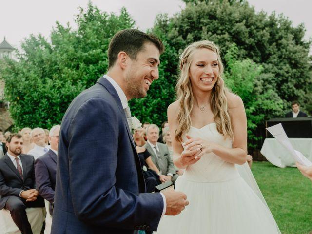 La boda de Anthony y Charlotte en Mangiron, Madrid 103
