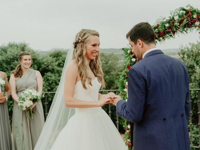 La boda de Anthony y Charlotte en Mangiron, Madrid 104