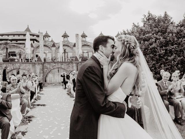 La boda de Anthony y Charlotte en Mangiron, Madrid 105