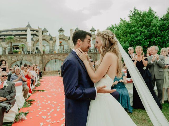 La boda de Anthony y Charlotte en Mangiron, Madrid 106