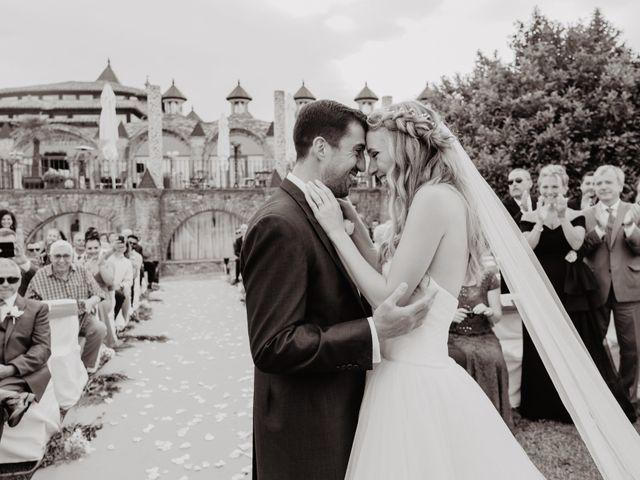 La boda de Anthony y Charlotte en Mangiron, Madrid 107