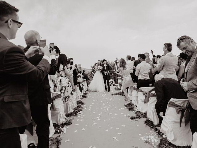 La boda de Anthony y Charlotte en Mangiron, Madrid 108
