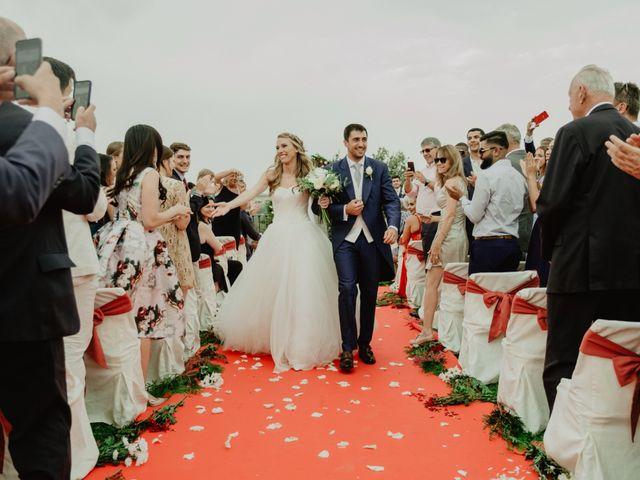 La boda de Anthony y Charlotte en Mangiron, Madrid 109