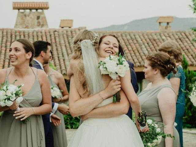 La boda de Anthony y Charlotte en Mangiron, Madrid 110