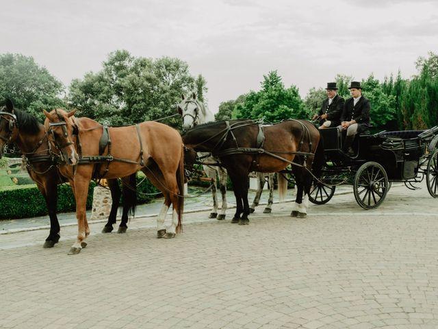 La boda de Anthony y Charlotte en Mangiron, Madrid 112