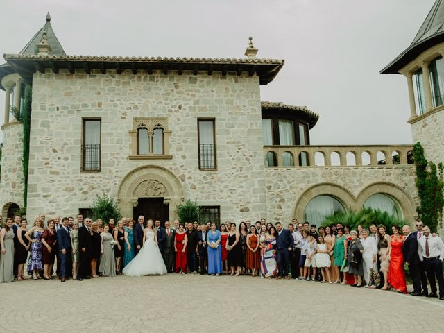 La boda de Anthony y Charlotte en Mangiron, Madrid 113