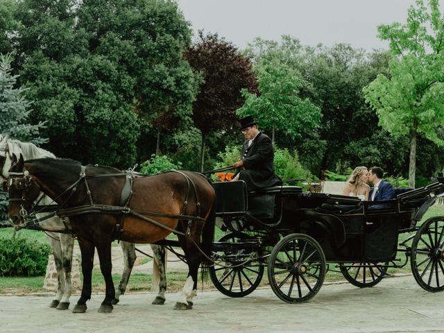 La boda de Anthony y Charlotte en Mangiron, Madrid 114