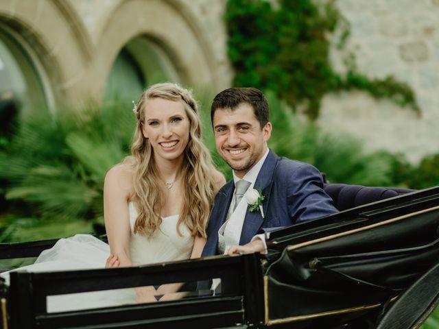 La boda de Anthony y Charlotte en Mangiron, Madrid 115
