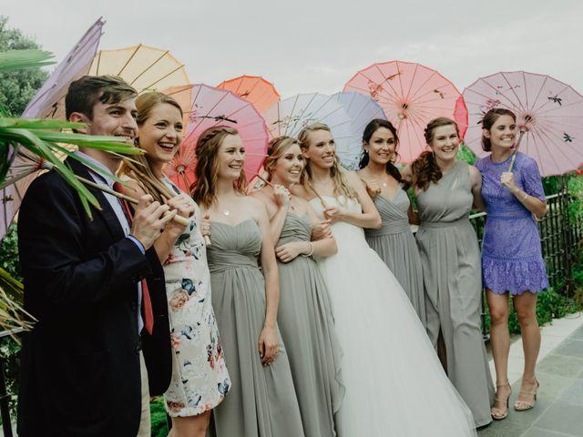 La boda de Anthony y Charlotte en Mangiron, Madrid 116