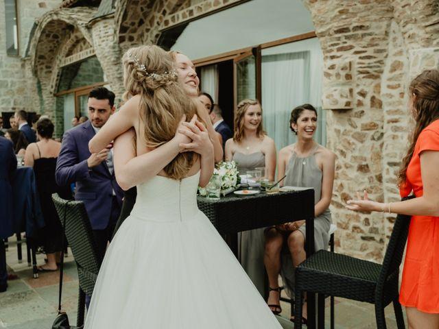 La boda de Anthony y Charlotte en Mangiron, Madrid 118