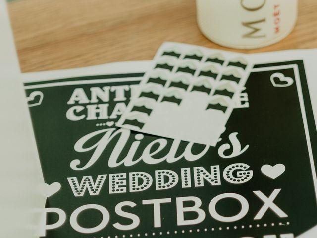 La boda de Anthony y Charlotte en Mangiron, Madrid 120