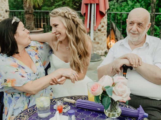 La boda de Anthony y Charlotte en Mangiron, Madrid 127
