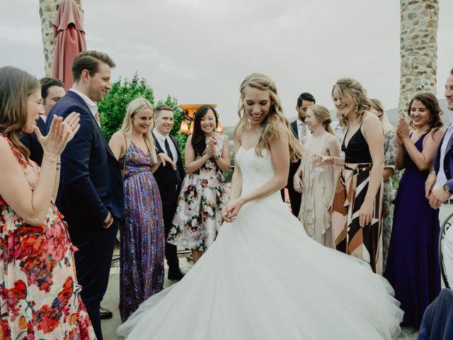 La boda de Anthony y Charlotte en Mangiron, Madrid 128