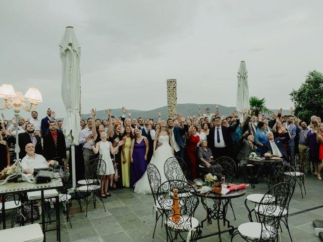 La boda de Anthony y Charlotte en Mangiron, Madrid 130