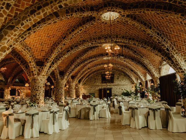 La boda de Anthony y Charlotte en Mangiron, Madrid 132