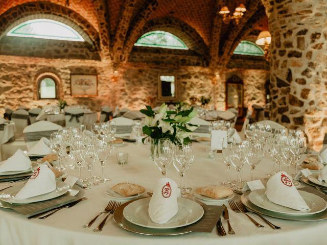 La boda de Anthony y Charlotte en Mangiron, Madrid 133