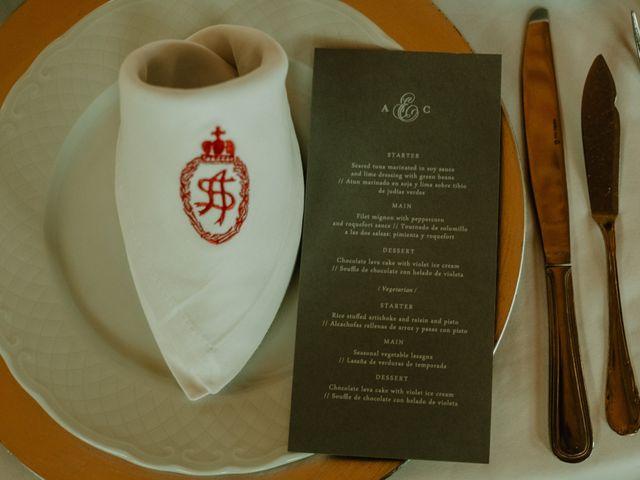 La boda de Anthony y Charlotte en Mangiron, Madrid 134