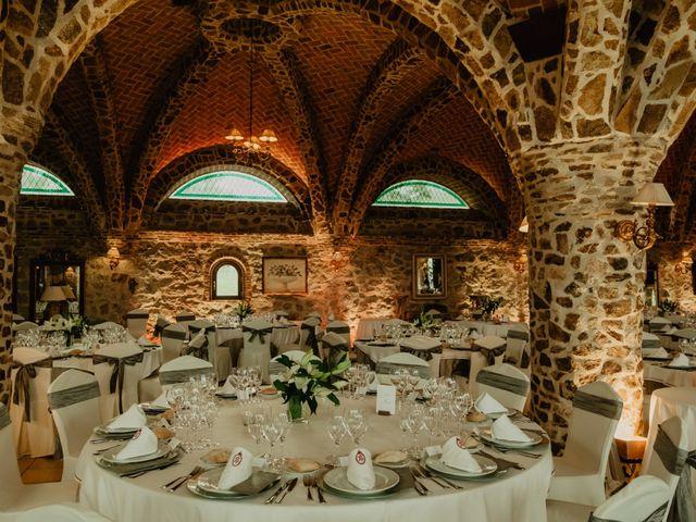 La boda de Anthony y Charlotte en Mangiron, Madrid 135