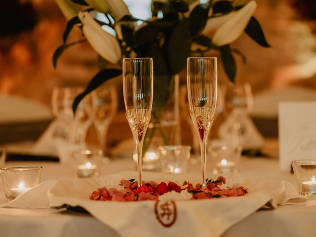 La boda de Anthony y Charlotte en Mangiron, Madrid 137