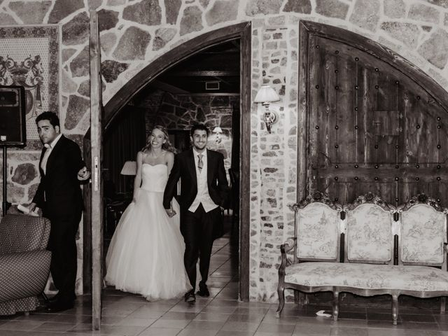 La boda de Anthony y Charlotte en Mangiron, Madrid 139