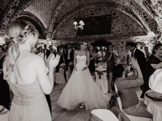 La boda de Anthony y Charlotte en Mangiron, Madrid 140