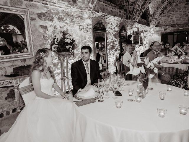 La boda de Anthony y Charlotte en Mangiron, Madrid 141