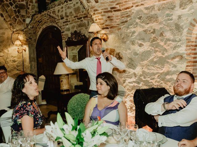 La boda de Anthony y Charlotte en Mangiron, Madrid 142