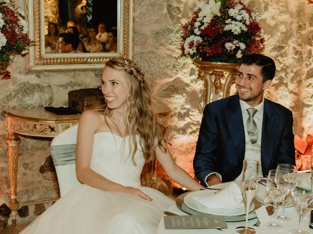 La boda de Anthony y Charlotte en Mangiron, Madrid 143