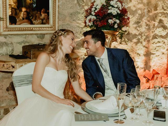 La boda de Anthony y Charlotte en Mangiron, Madrid 144