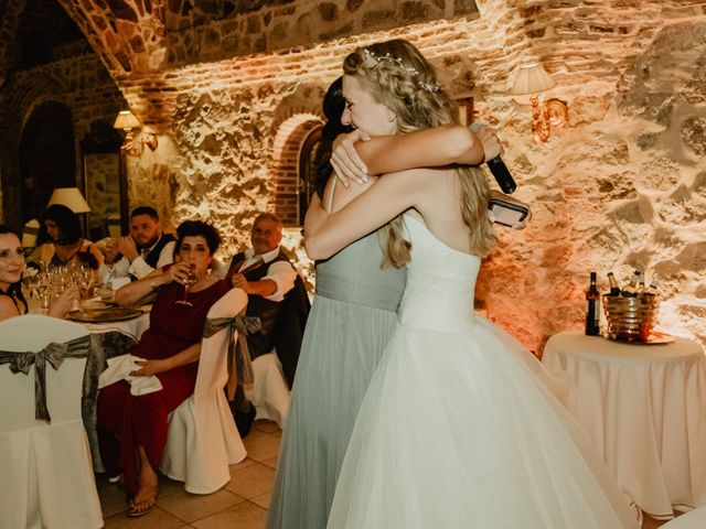 La boda de Anthony y Charlotte en Mangiron, Madrid 145