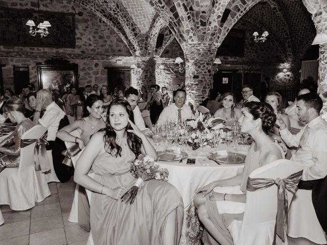 La boda de Anthony y Charlotte en Mangiron, Madrid 146