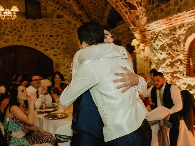 La boda de Anthony y Charlotte en Mangiron, Madrid 149