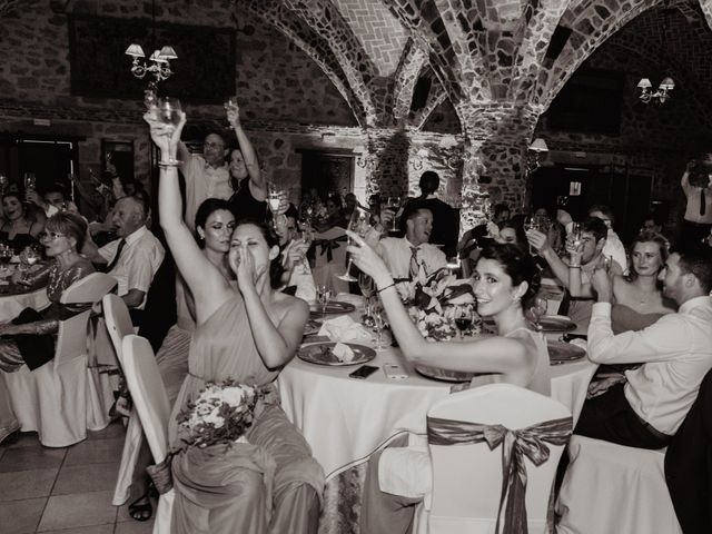 La boda de Anthony y Charlotte en Mangiron, Madrid 150