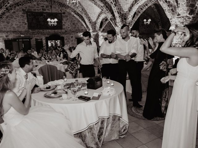 La boda de Anthony y Charlotte en Mangiron, Madrid 153