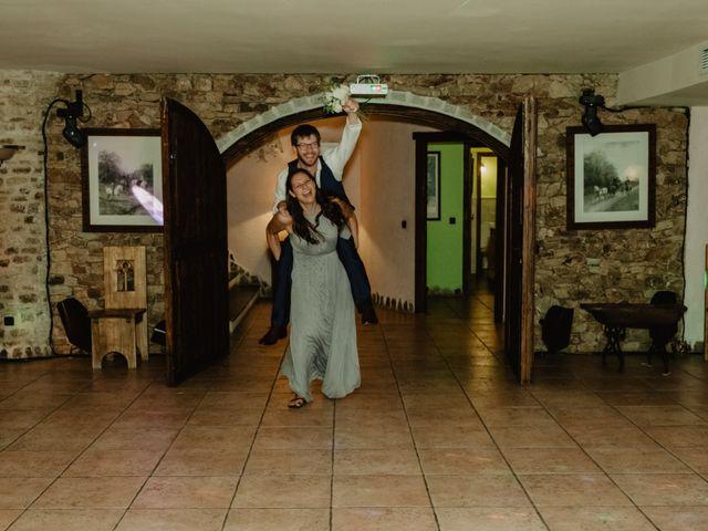 La boda de Anthony y Charlotte en Mangiron, Madrid 158