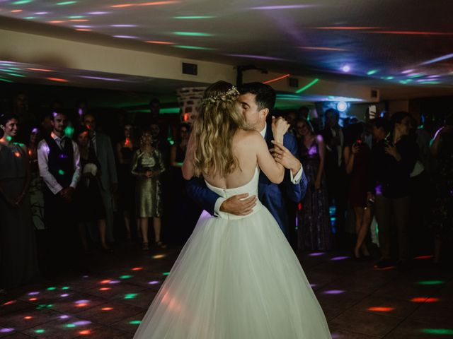 La boda de Anthony y Charlotte en Mangiron, Madrid 161