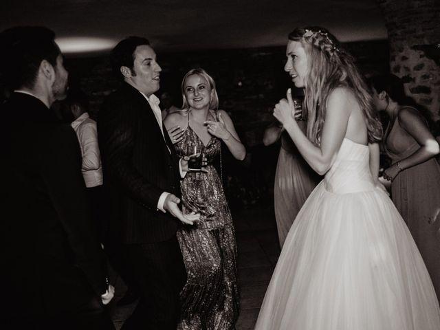 La boda de Anthony y Charlotte en Mangiron, Madrid 168