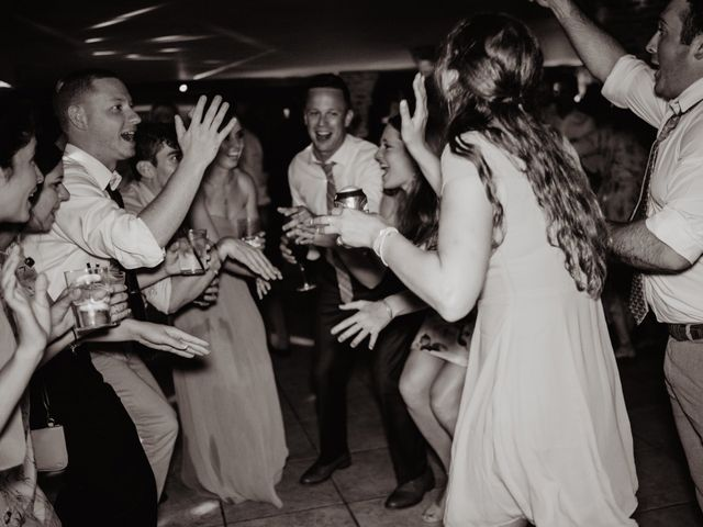 La boda de Anthony y Charlotte en Mangiron, Madrid 171