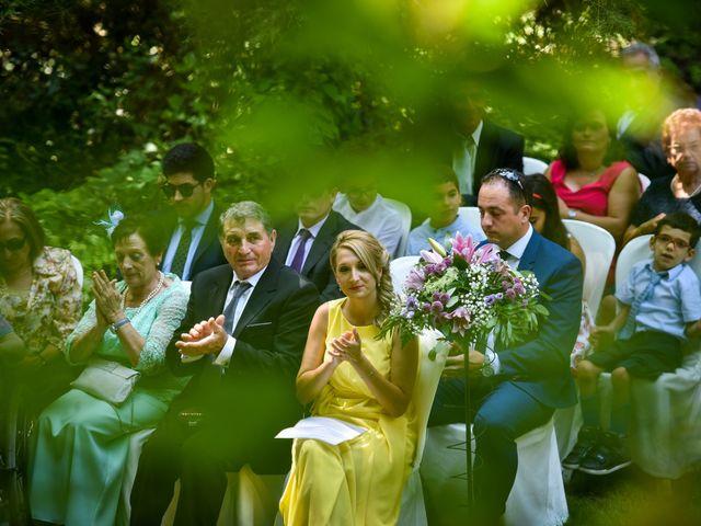 La boda de Raúl y Verónica en Villanubla, Valladolid 19