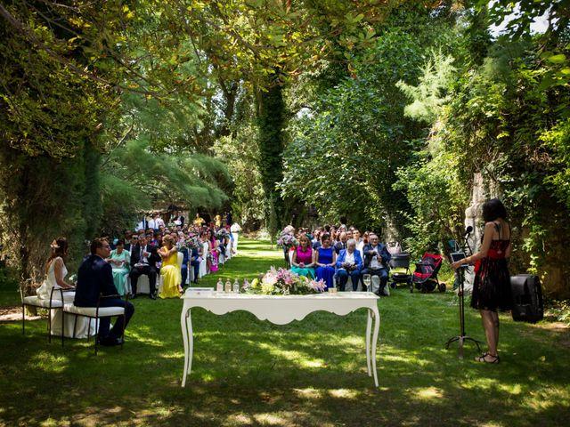 La boda de Raúl y Verónica en Villanubla, Valladolid 21
