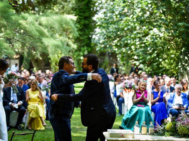 La boda de Raúl y Verónica en Villanubla, Valladolid 22