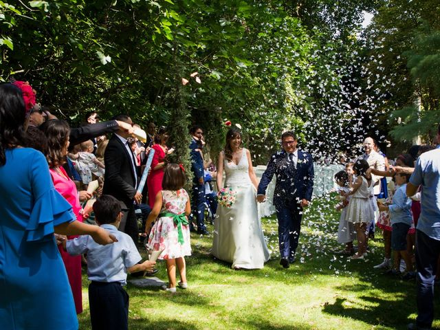 La boda de Raúl y Verónica en Villanubla, Valladolid 25