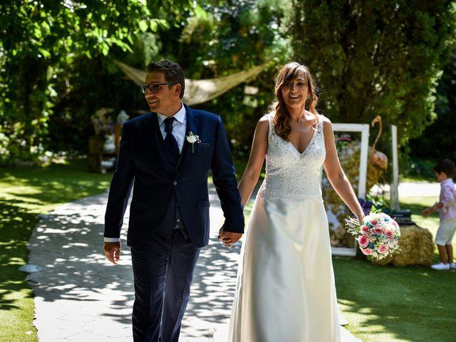 La boda de Raúl y Verónica en Villanubla, Valladolid 33